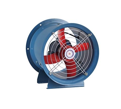 高效低噪声轴流通风机