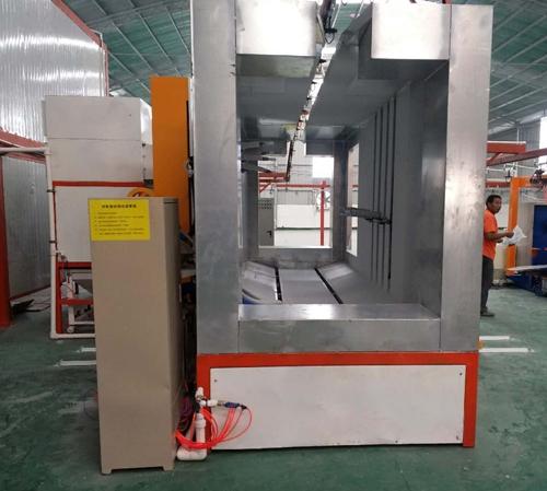 吴江喷塑涂装设备生产线